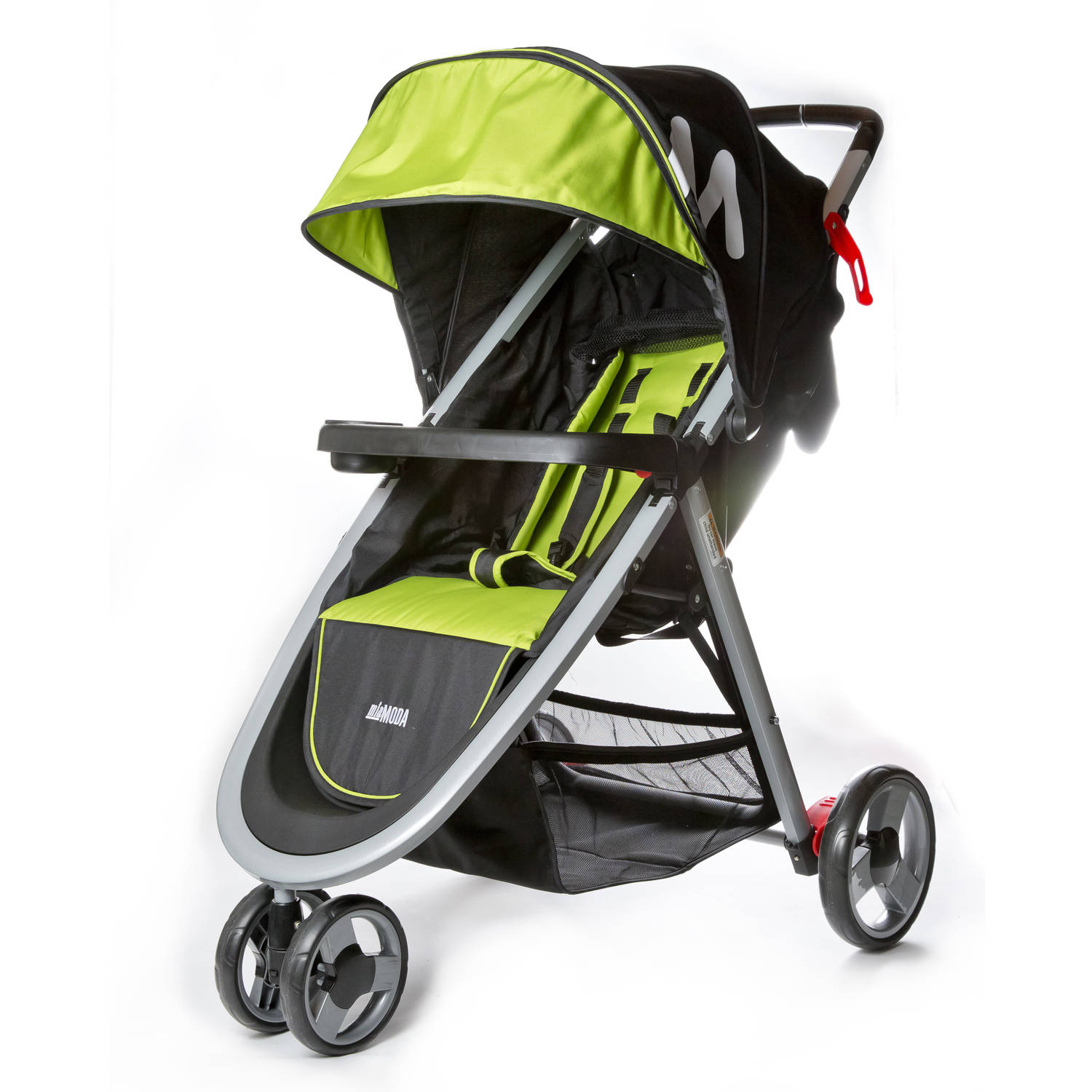 Mia Moda Elite Baby Jogging Stroller, Multiple Colors
