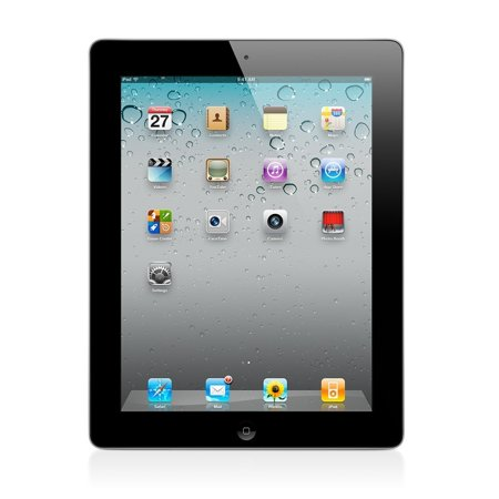 Refurbished Apple iPad 2 16GB 2nd Generation (Black) Tablet with