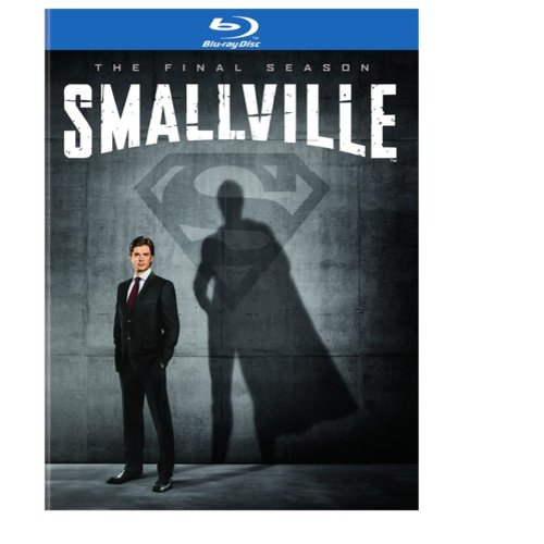SMALLVILLE-COMPLETE 10TH SEASON (BLU-RAY/4 DISC/FF-16X9)