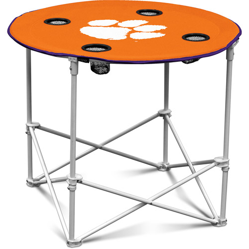 Logo Chair NCAA Clemson Round Table