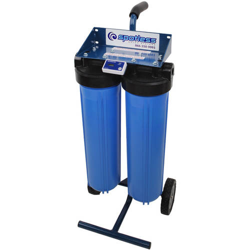 CR Spotless DIC-20 Deionized Water System, 1 Pack