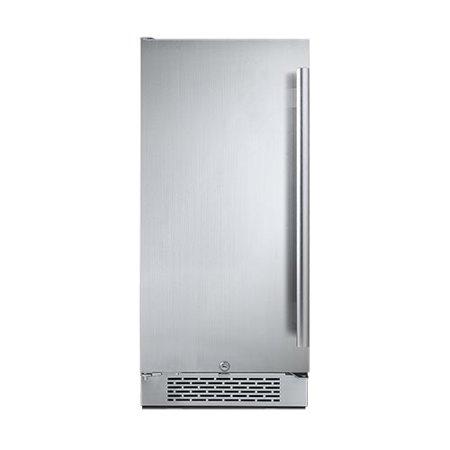 "3.3 Cu Ft 15"" Built-In Refrigerator - Left Hinge"