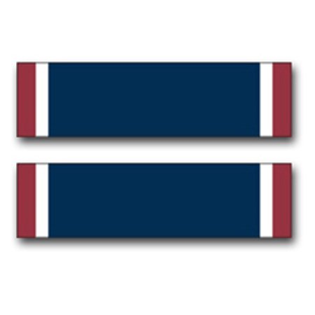 3.8 Inch Army Distinguished Service Cross Ribbon Vinyl Transfer Decal