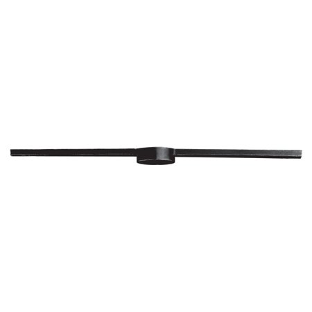New Product ELK Lighting The Illuminare Accessories 3 Light Linear Bar In Dark Rust 3L-DR Sold By (3 Light Linear Bar)