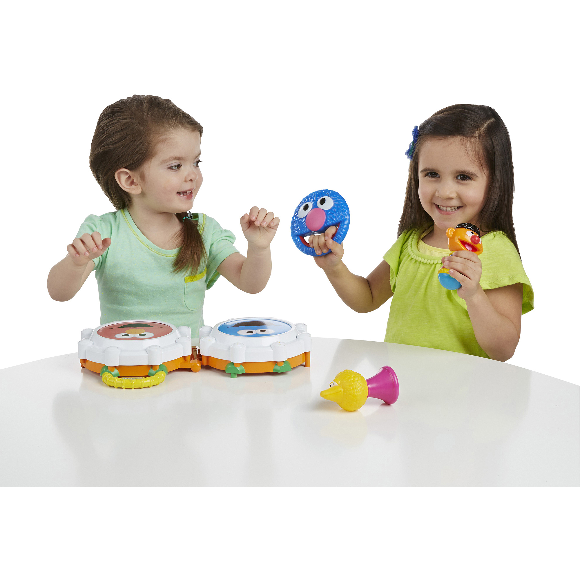 Playskool Sesame Street Take-Along Band Set