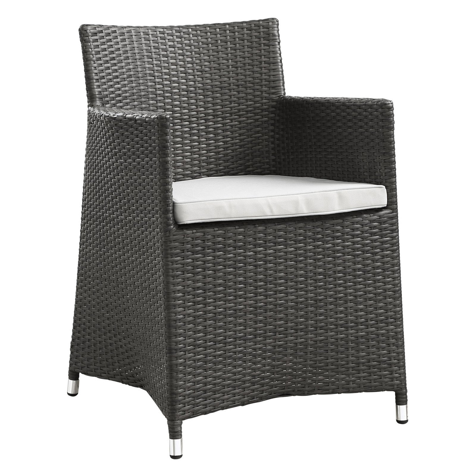 Modway Junction Dining Outdoor Patio Armchair, Multiple Colors