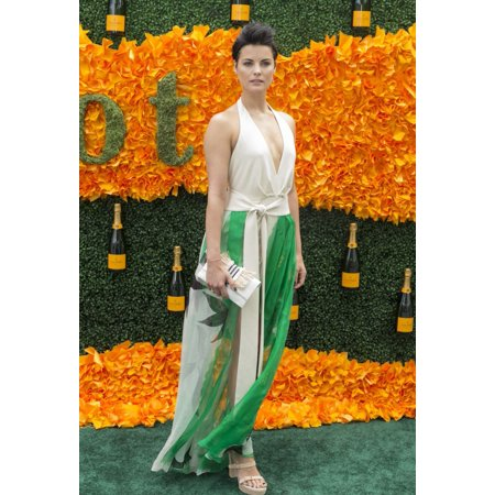 Jaimie Alexander At Arrivals For The 9Th Annual Veuve Clicquot Polo Classic Liberty State Park Jersey City Nj June 4 2016 Photo By Lev RadinEverett Collection