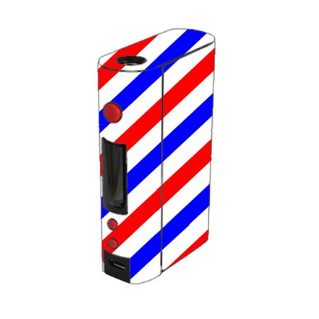 Skin Decal For Kangertech Kbox 200W Kanger Vape Mod / Barber Shop
