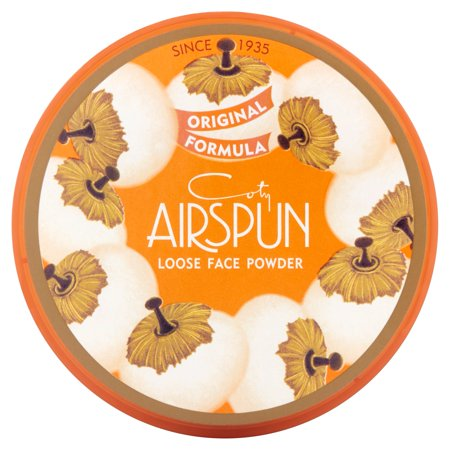 Coty Airspun Loose Face Powder, Translucent, 2.3 oz