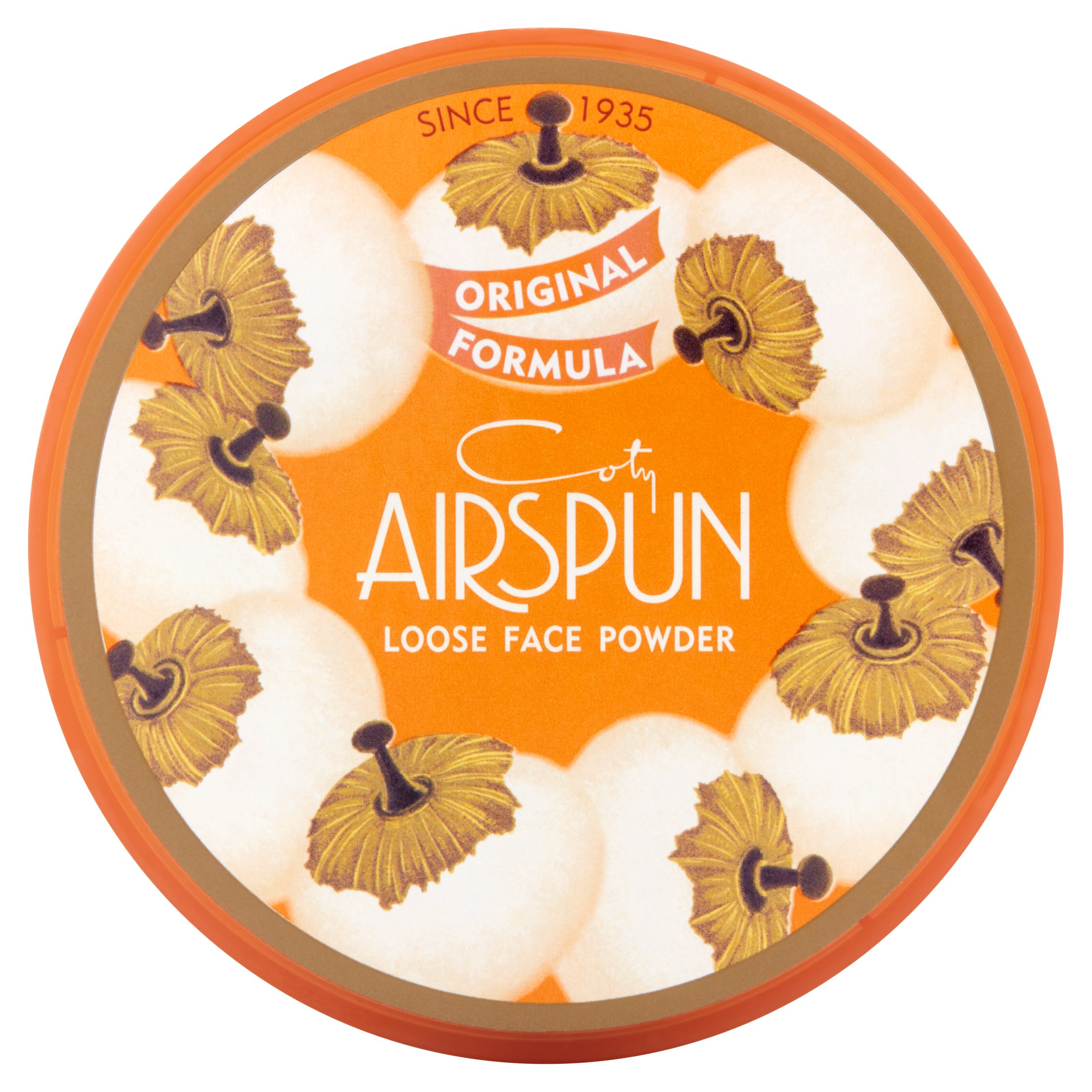 Coty Airspun Translucent Extra Coverage Loose Face Powder, 2.3 oz
