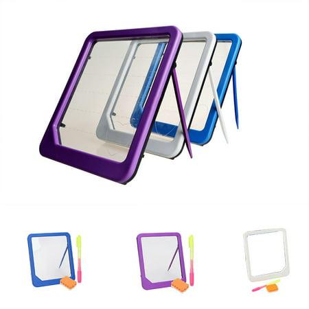 Magic Drawing Pad LED Writing Board Plastic Art Magic Board Pad ...