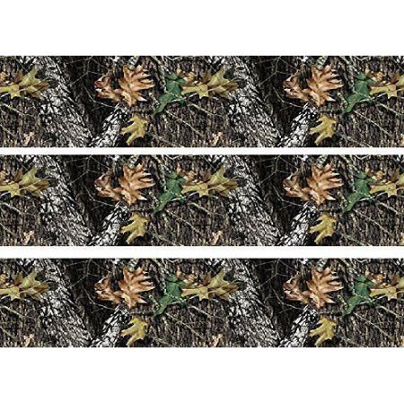 Mossy Oak Camo Edible Frosting Image Strips *