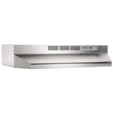 Broan-413004-Economy-30-Inch-Two-Speed-Non-Ducted-Range-Hood-Stainless-Steel