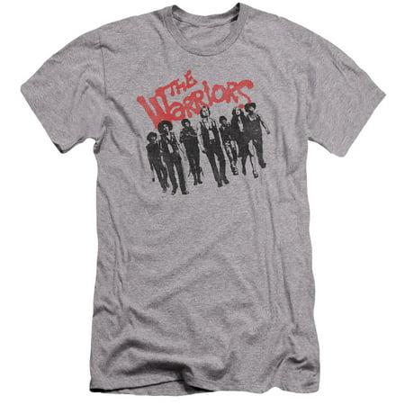 Warriors The Gang Mens Premium Slim Fit Shirt