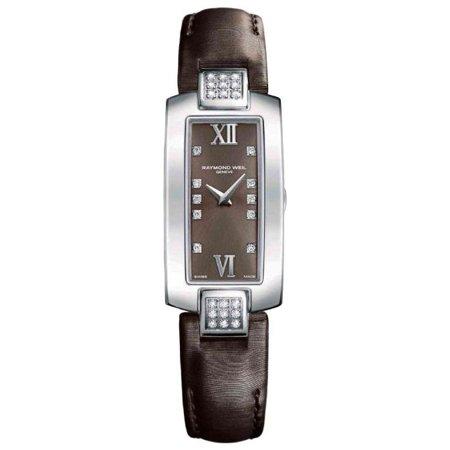 Raymond Weil Women's 1500-ST3-00775 Shine Stainless Steel Case & Bracelet Watch