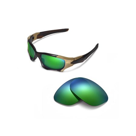 Emerald Polarized Replacement Lenses for Oakley PIT BOSS II (Emerald Sunglasses)