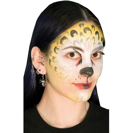 EZ Good Kitty Cat Halloween Makeup Kit - Cute Cat Halloween Makeup Tumblr
