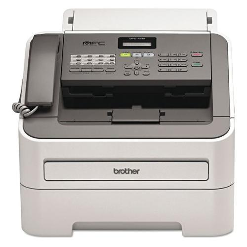 BROTHER BRTMFC7240 All-In-One Printer,21 ppm,14-3/8inD G0547517