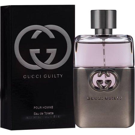 Gucci Guilty Pour Homme Eau De Toilette  1 6 Fl Oz
