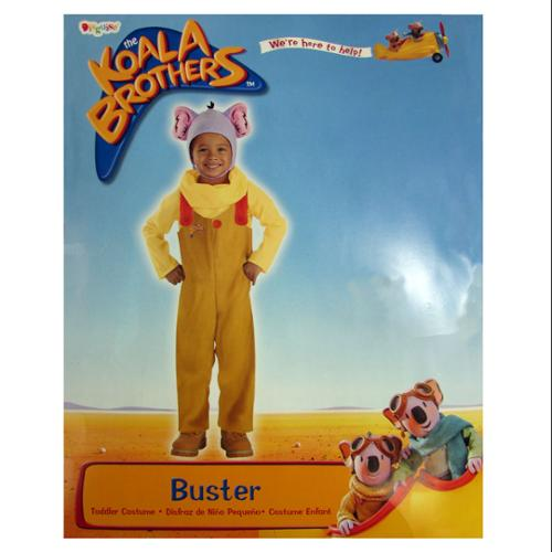 Disguise Toddlers The Koala Brothers Buster Halloween Costume