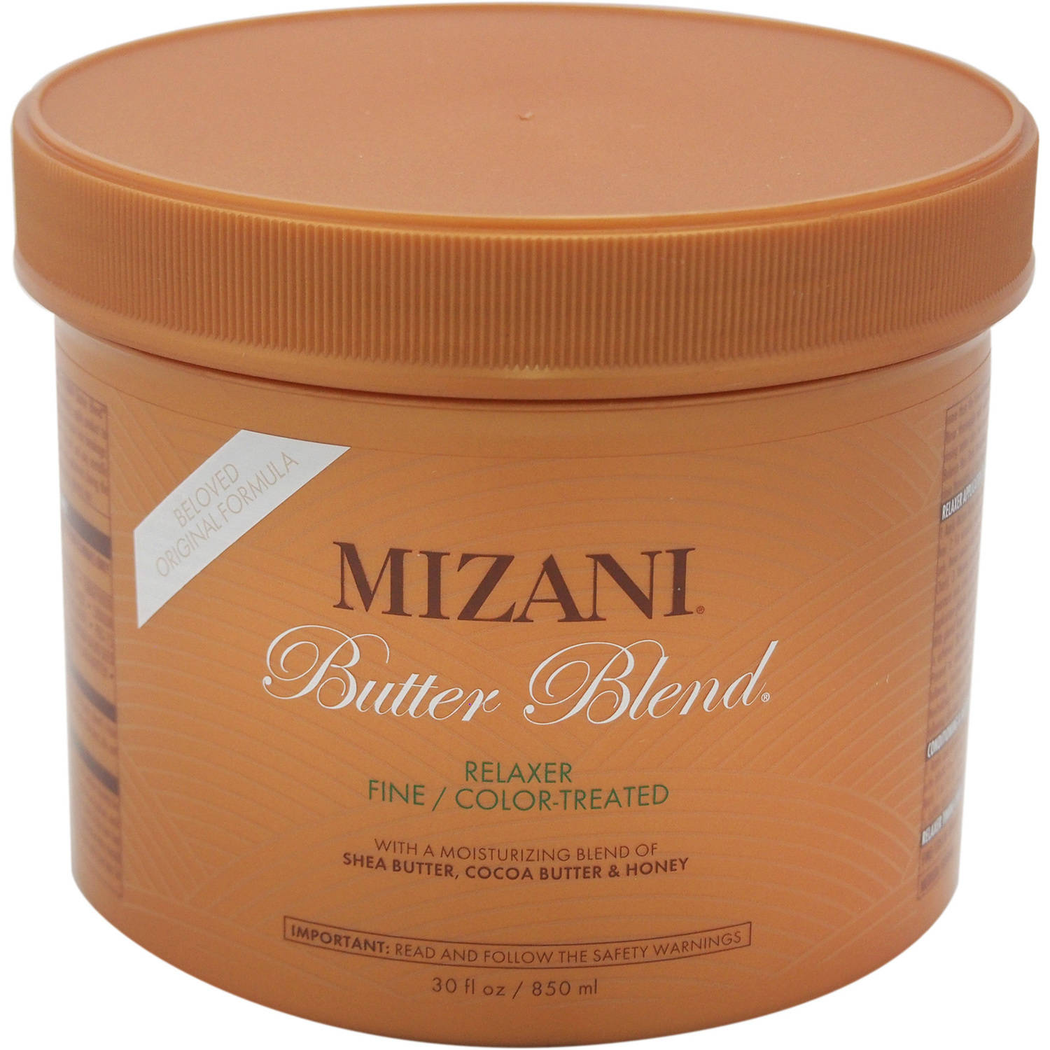 Butter Blend Rhelaxer For Fine/Color Treated Hair By Mizani, 30 Oz