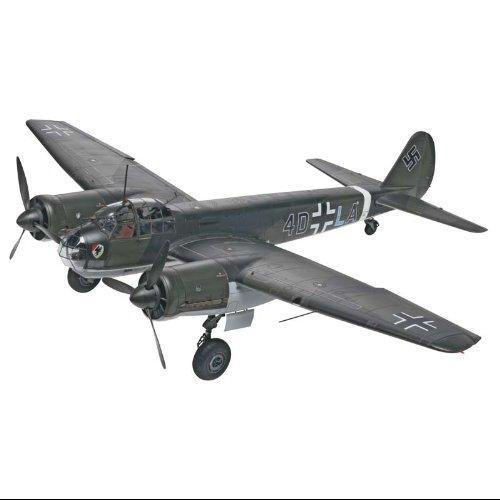 855986 1/32 Junkers Ju88A-1 Bomber Multi-Colored
