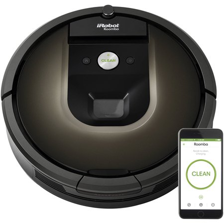 Irobot Roomba 980 Wi Fi Connected Robot Vacuum W Manufacturers Warranty