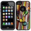 Skin Decal for OtterBox Commuter Apple iPhone SE Case - Vivid Nail Polish OtterBox Commuter Apple iPhone SE Skin Decal Vivid Nail Polish