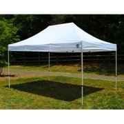 King Canopy FESTIVAL 10X15 Instant Pop Up Tent w/ WHITE Cover