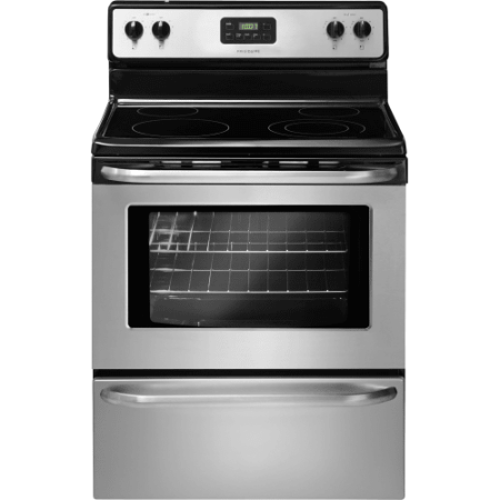 Frigidaire Ffef3043l 30   Freestanding Electric Range With Ready Select Controls