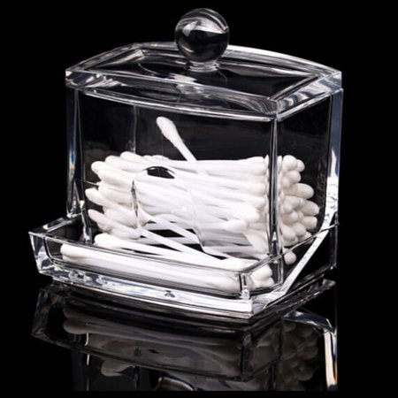 Felji Acrylic Cotton Swab Holder 2130 (Swab Holder)