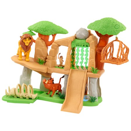 Disney the Lion King Pride Land Playset (Disney Lion King Figurines)