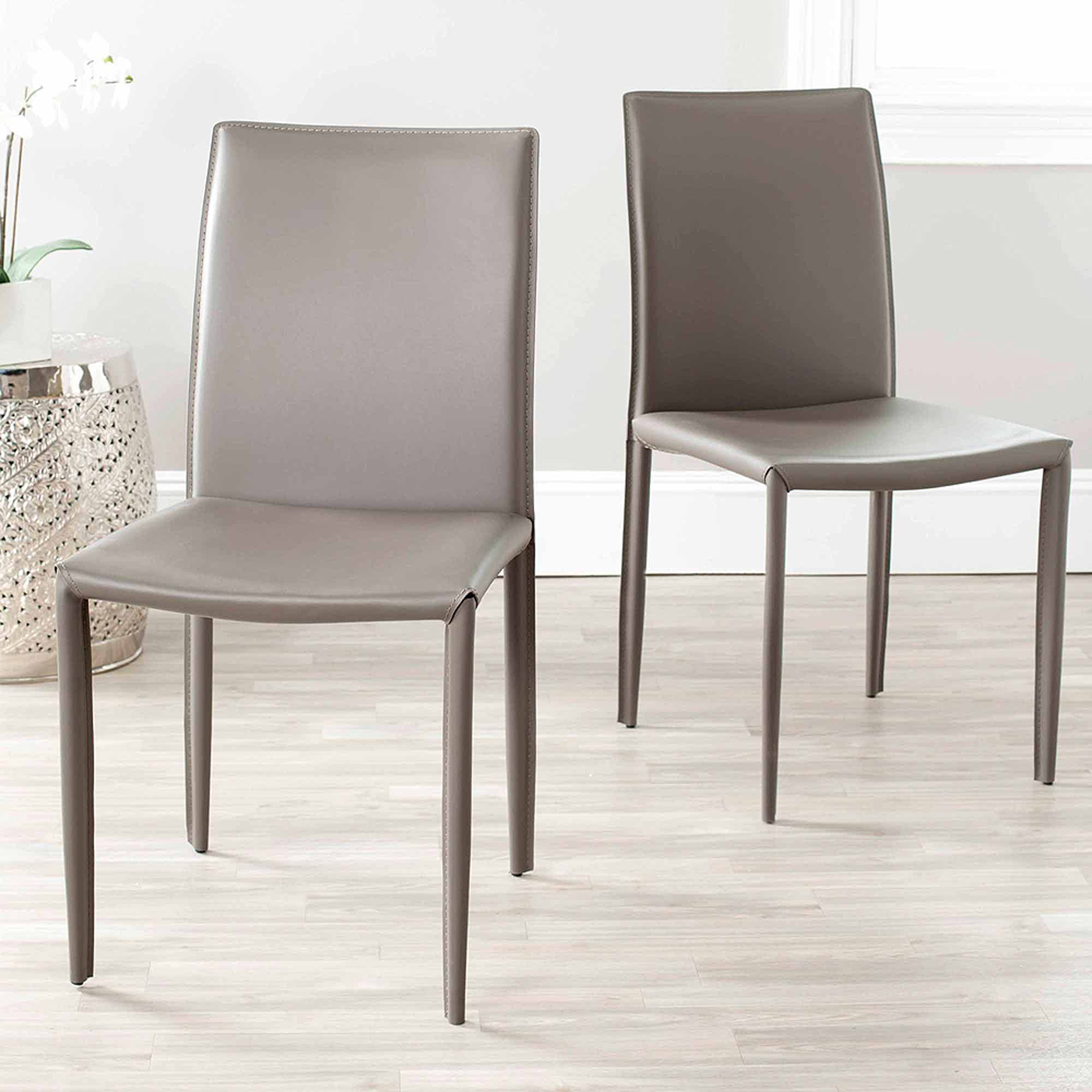 Safavieh Karna Dining Chair Set of 2 Walmart