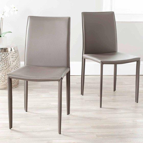 Safavieh Karna Dining Chair: Safavieh Karna Dining Chair, Set Of 2