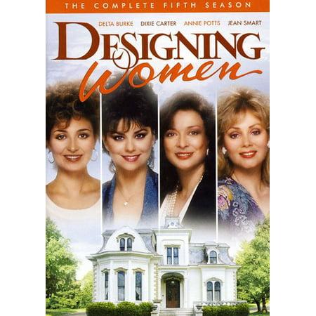 Designing Women: The Complete Fifth Season (DVD) (Pioneer Woman Season 5)