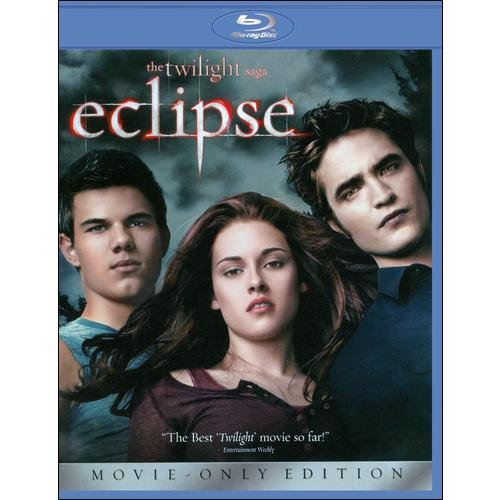 ECLIPSE-TWILIGHT SAGA (BLU RAY)