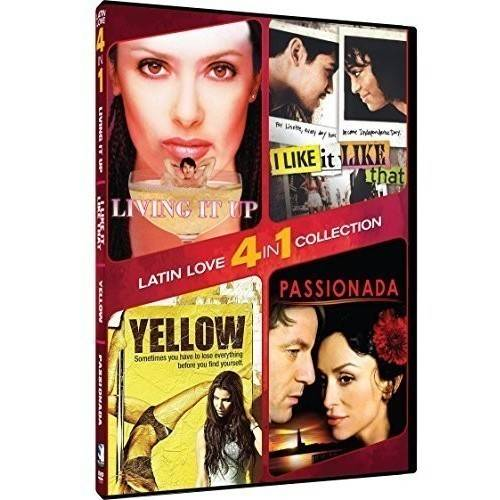 4-in-1 Latin Romance: Yellow, I Like It Like That, Living It Up by