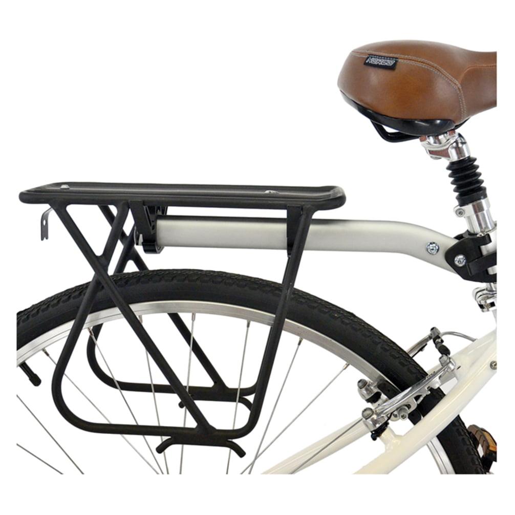 Axiom Flipflop DLX Rear Bike Rack Black/Silver