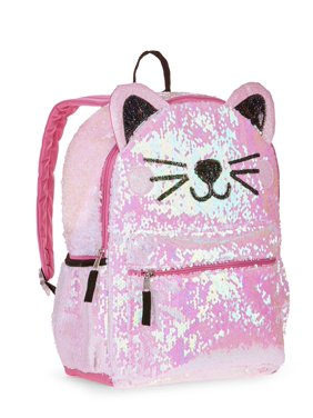 a02eacc1768 Product Image Kitty 2 Way Sequins Critter Backpack