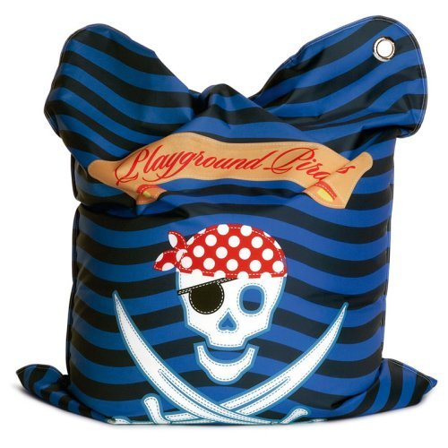 THE BULL Mini Fashion Bean Bag Chair - Playground Pirates
