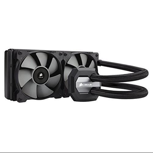 Corsair Hydro Series H100i GTX High Performance Liquid CPU Cooler CW-9060021-WW