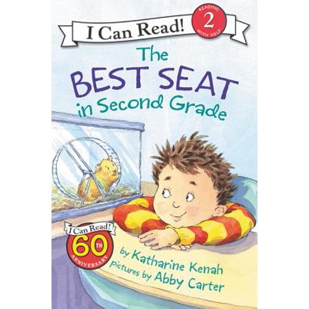 The Best Seat in Second Grade - 3rd Grade Level Halloween Books