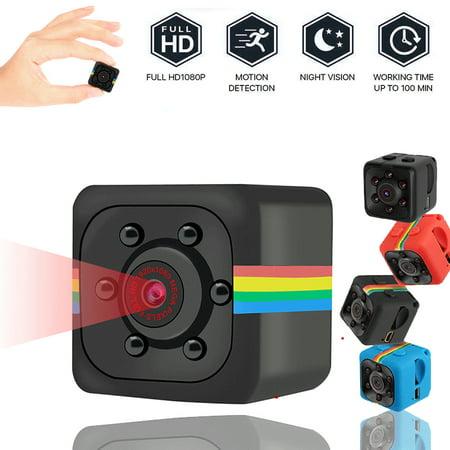 SQ11 Mini Camera 1080P HD Night Vision Sports Camcorder Mini DV DVR Video Recorder - image 3 of 8