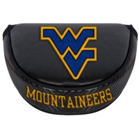 West Virginia Mountaineers Putter Mallet Cover