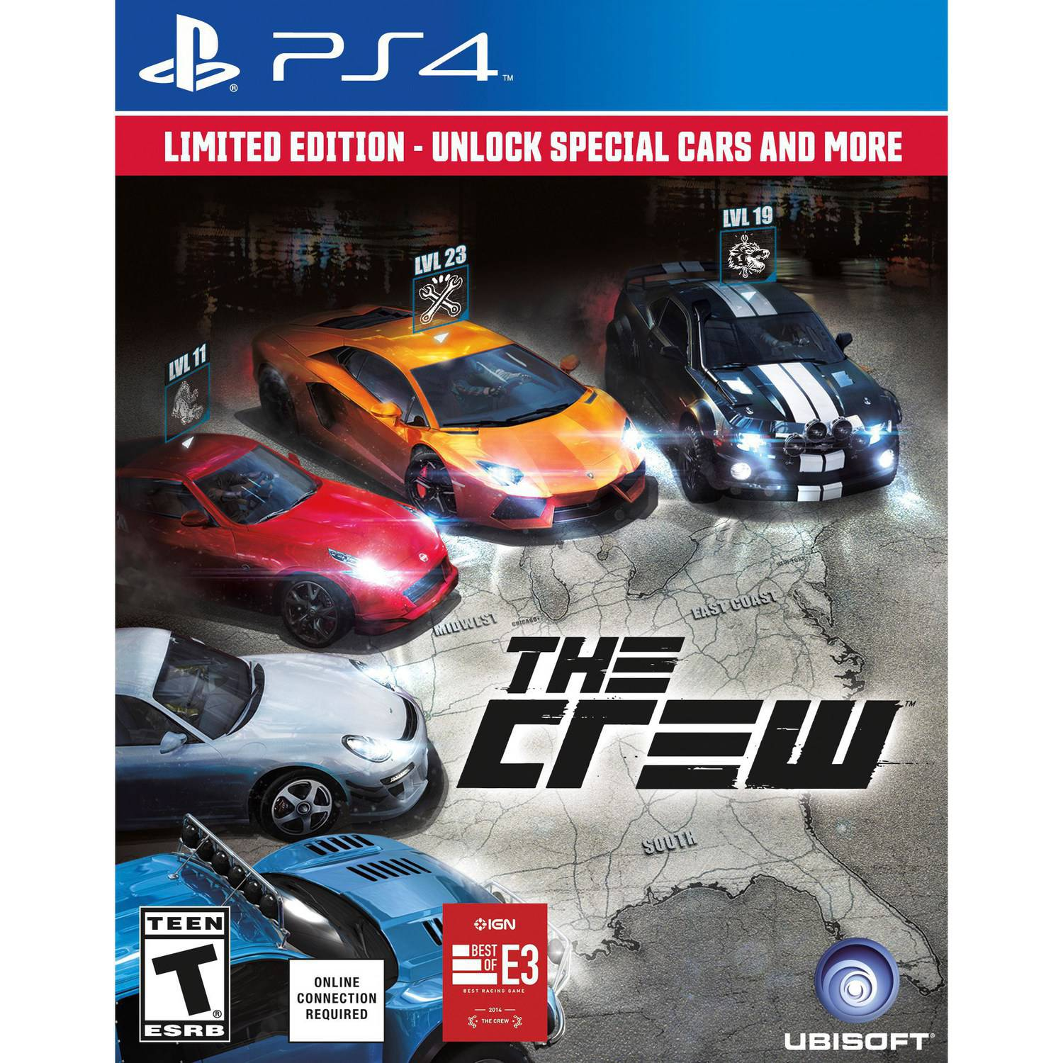 The Crew - PlayStation 4