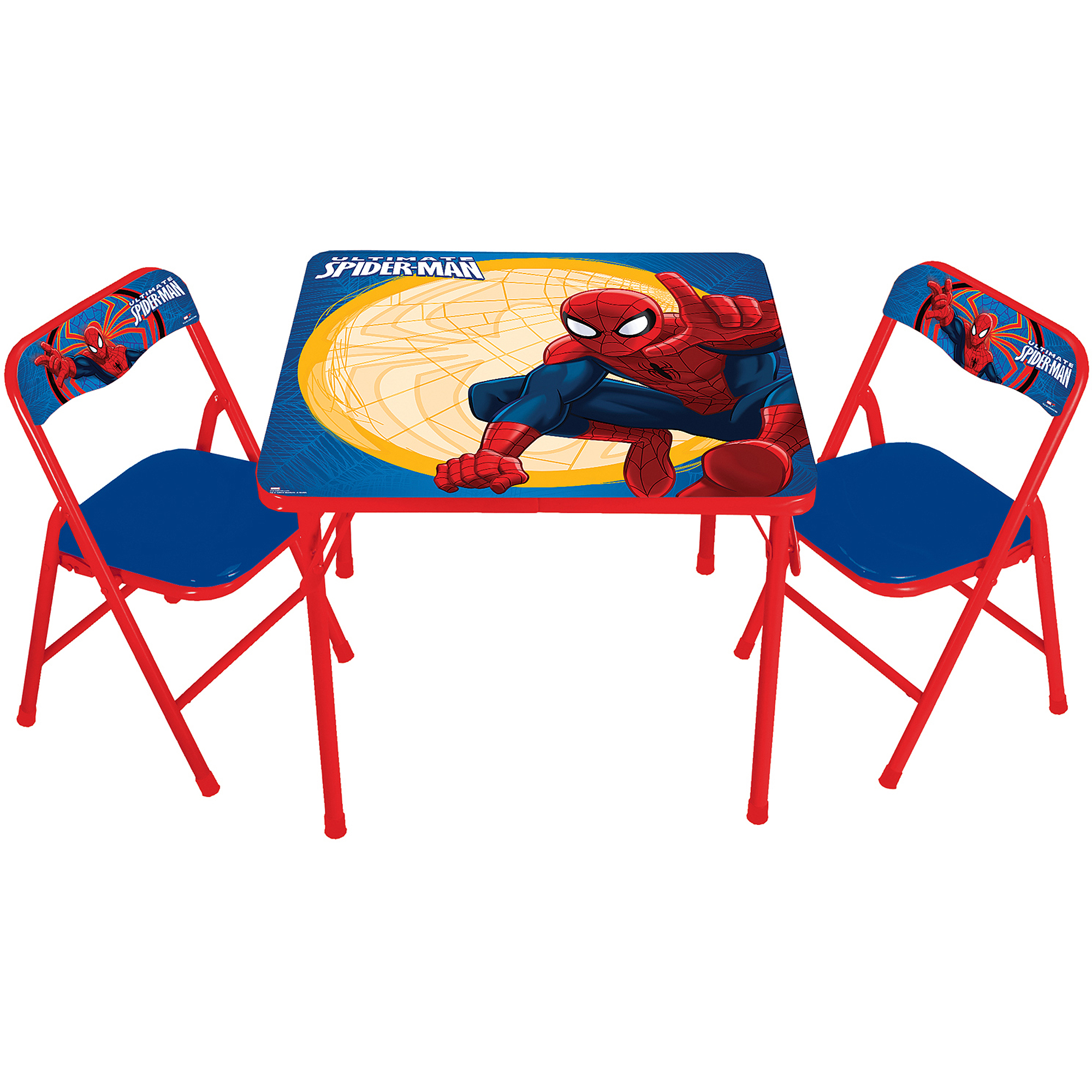 Marvel Spider-Man Erasable Activity Table