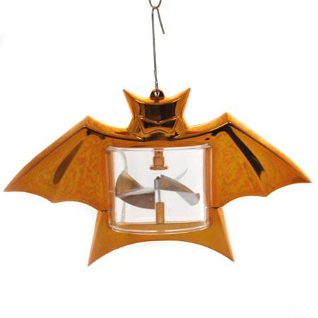 Holiday Ornaments BAT SPINNER Plastic Halloween 66888