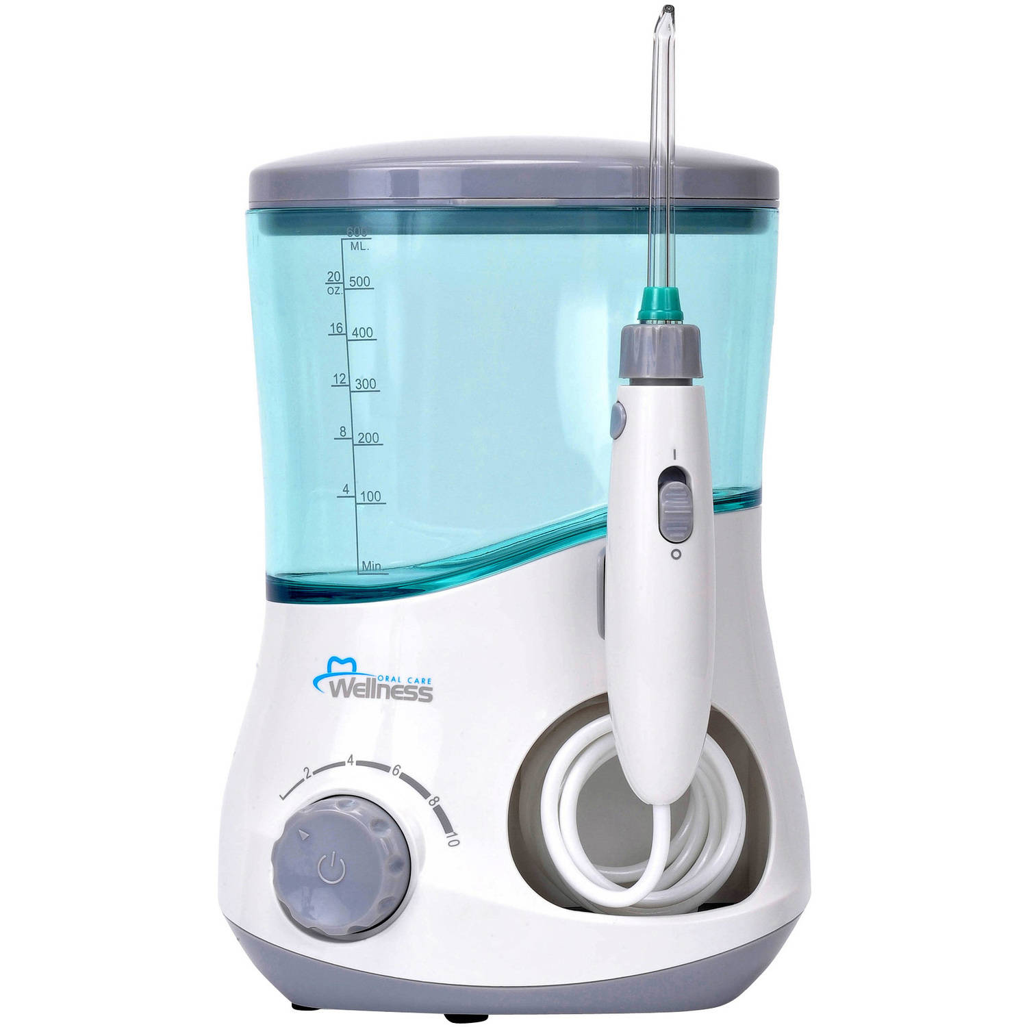 Wellness Oral Care Water Flosser Kit, WE4900, 8 pc