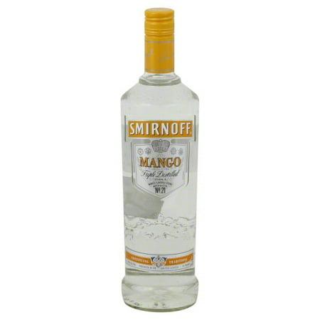 Smirnoff Mango Vodka, 1.75 Liter