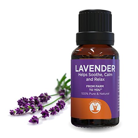 Guru Nanda Lavender Oil, 15 ml (Gainsborough Oil)